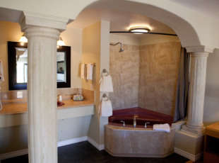 Spa Like Bathroom